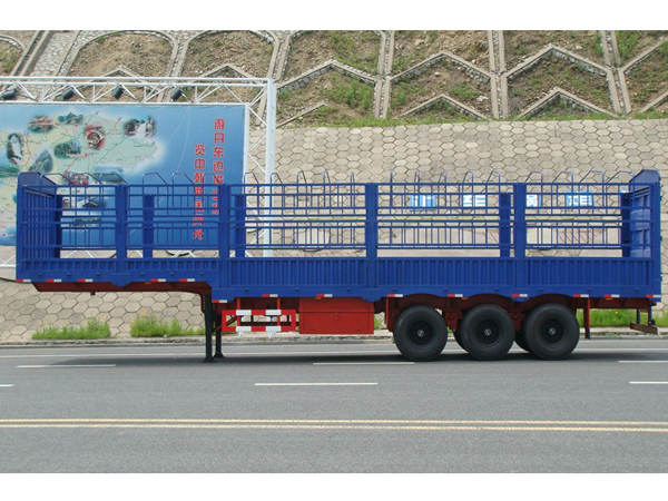 Cargo Transport Semi-trailer